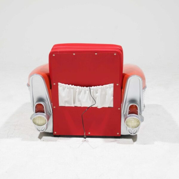 Chevrolet Car Seat - Single with Light-19464