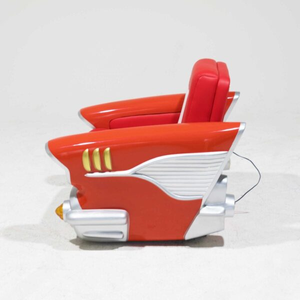 Chevrolet Car Seat - Single with Light-19465