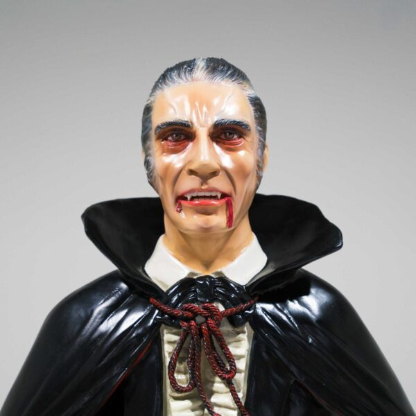 Life-Size Count Dracula Statue-19283
