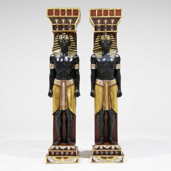 Male Egyptian Column-19276