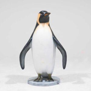 Life-Size Emperor Penguin Statue-0