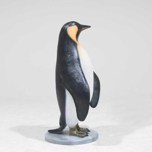 Life-Size Emperor Penguin Statue-19292