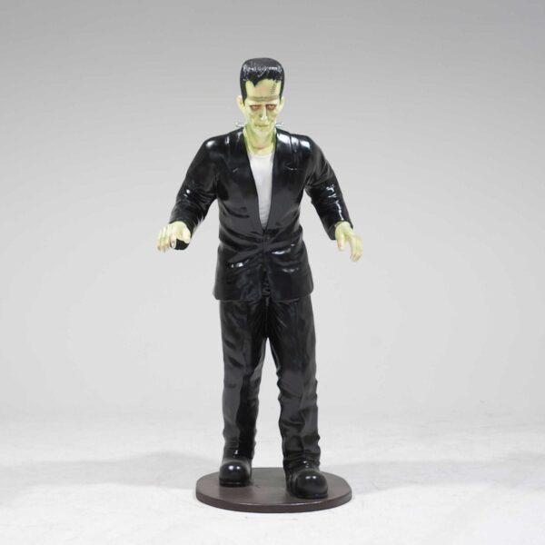 Life-Size Frankenstein Statue-0
