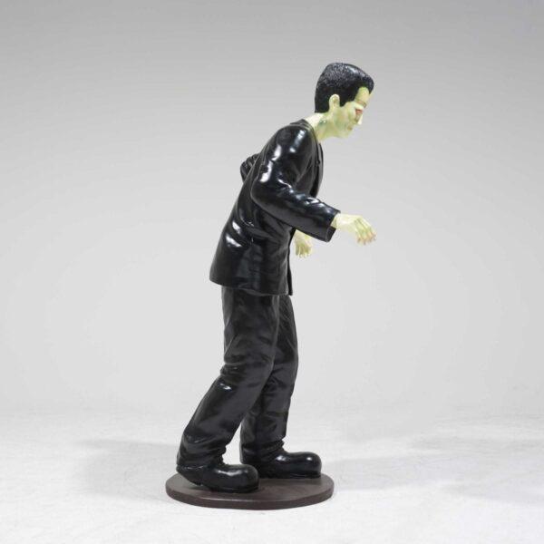 Life-Size Frankenstein Statue-19256