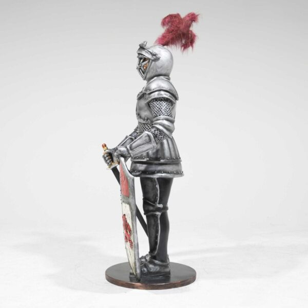 Life-Size Knight Statue -19261