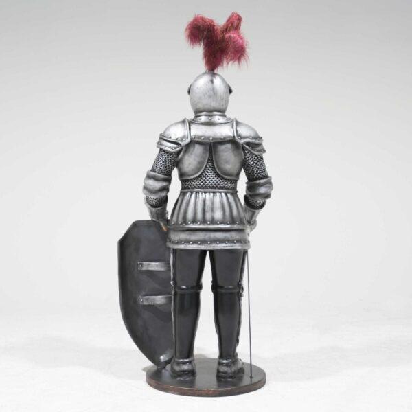 Life-Size Knight Statue -19262