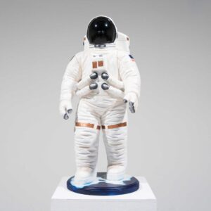 Astronaut Statue - Small-0