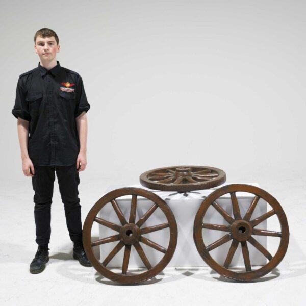 Wagon Wheel Prop - Small-19484