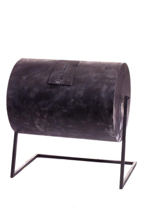 Black Raffle Barrel-0