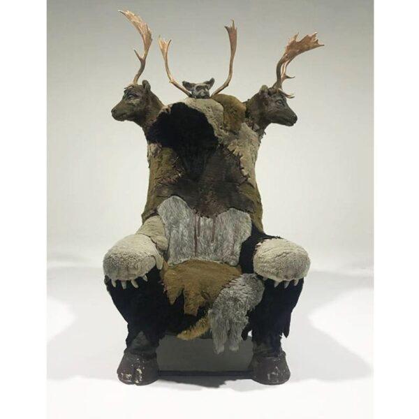 Deer Throne - Throne 18-0