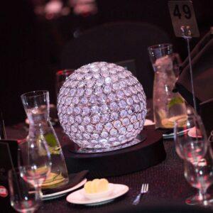 Crystal Ball Centrepiece-0