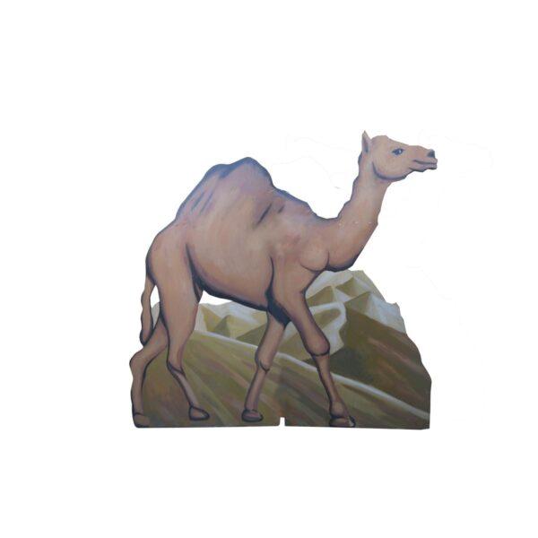 Cutout - Camel