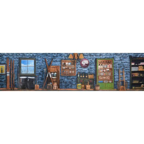 Alaska General Store Painted Backdrop BD-0722