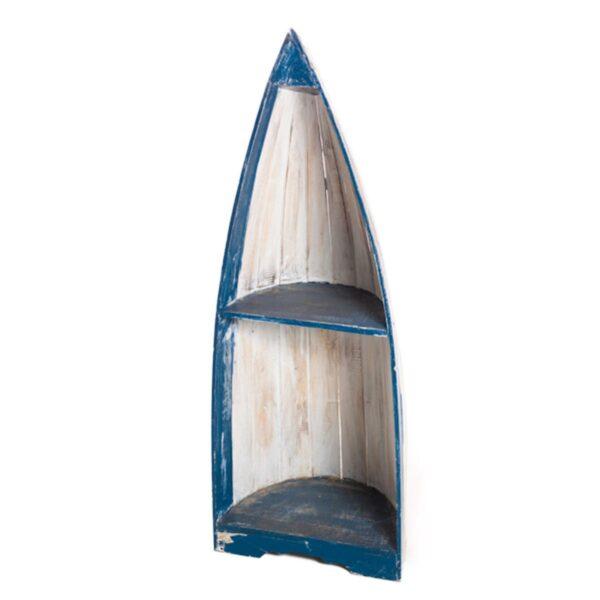 Boat or Canoe Style Bookshelf-0