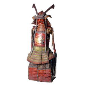 Japanese Samurai Armour-0