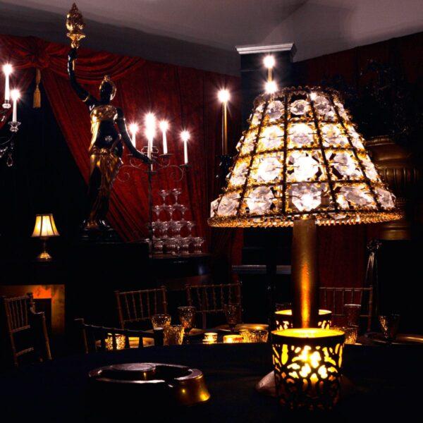 Tiffany Lamp-0
