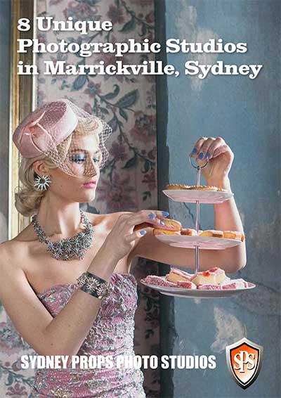 8 Unique Photographic Studios in Marrickville, Sydney