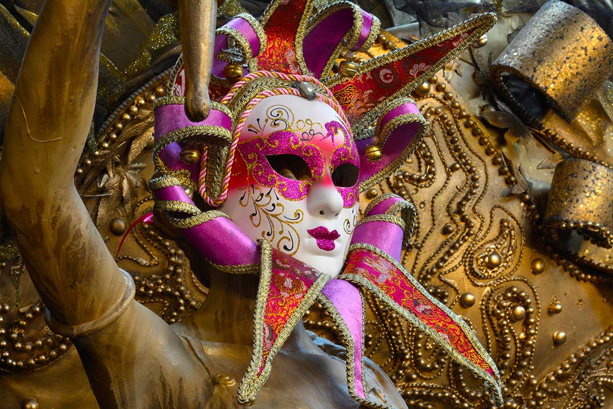 Sydney Prop Specialists Masquerade Theme Masked Lady