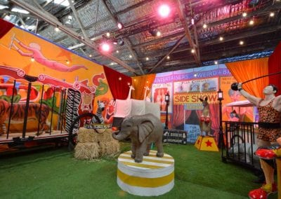 Circus Theme - Sydney Prop Specialists