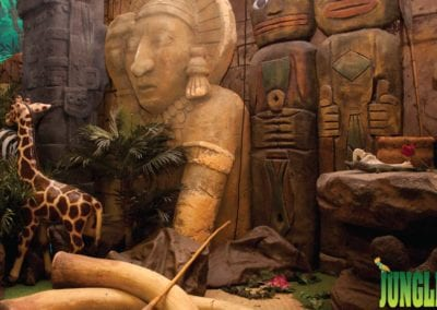 Jungle Theme - Sydney Prop Specialists