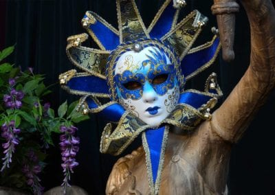 Masquerade Theme - Sydney Prop Specialists