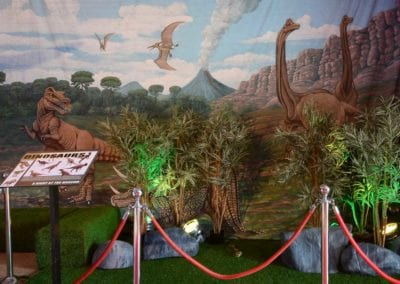 A Night at the Museum Theme - Sydney Prop Specialists