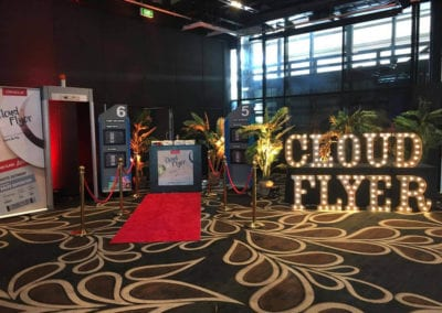 Airport Theme - Sydney Prop Specialists