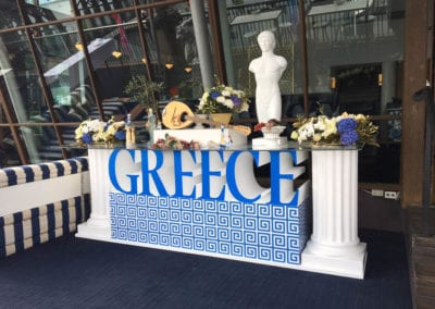Ancient Greece Theme - Sydney Prop Specialists