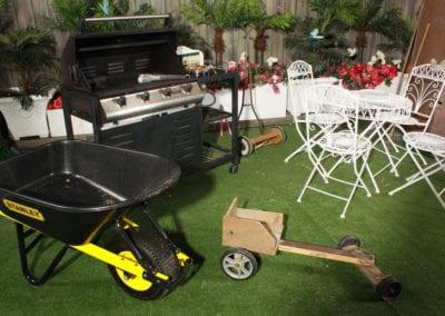 Back Yard Theme - Sydney Prop Specialists