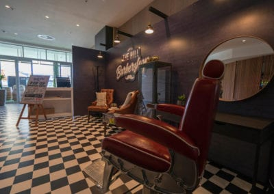 Barber Shop Theme - Sydney Prop Specialists