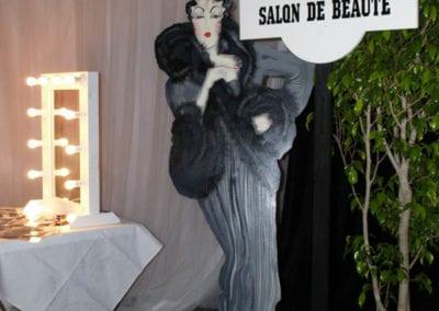 Beauty Salon Theme - Sydney Prop Specialists