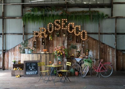 Boho Wedding Theme - Sydney Prop Specialists