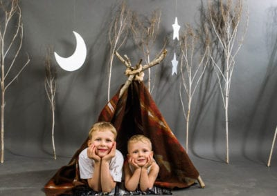 Camping Theme - Sydney Prop Specialists