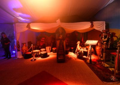 Cleopatra Theme - Sydney Prop Specialists