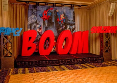 Conference Themes - Sydney Prop Specialists