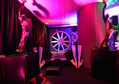 Cotton Club Theme - Sydney Prop Specialists