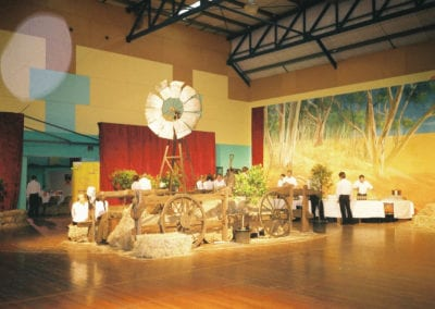 Early Australia Theme - Sydney Prop Specialists