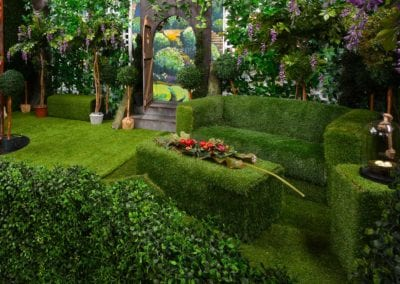 Enchanted Garden Theme - Sydney Prop Specialists