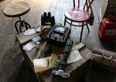 Espionage Theme - Sydney Prop Specialists