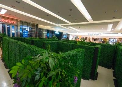 Garden Maze Theme - Sydney Prop Specialists