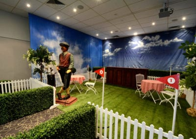 Golf Theme - Sydney Prop Specialists