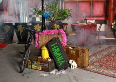 Havana Theme - Sydney Prop Specialists
