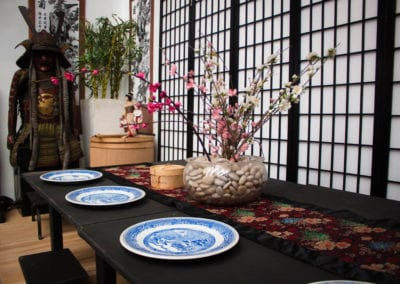 Japanese Theme - Sydney Prop Specialists