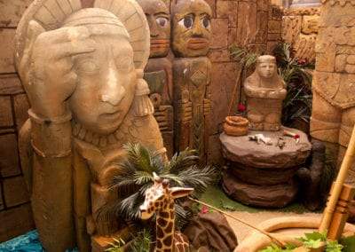 Lost City Theme - Sydney Prop Specialists