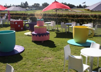 Mad Hatter Theme - Sydney Prop Specialists
