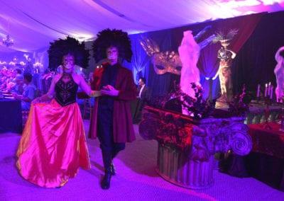 Masquerade Theme - Sydney Prop Specialists
