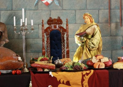 Medieval Theme - Sydney Prop Specialists