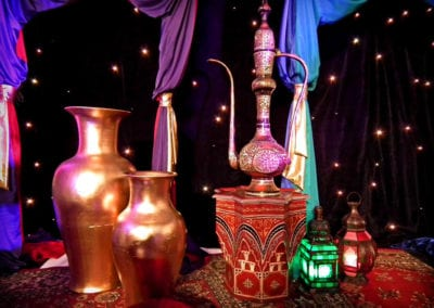 Moroccan Theme - Sydney Prop Specialists