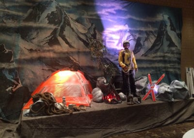 Mountaineering Theme - Sydney Prop Specialists