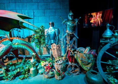 Once Upon a Time Theme - Sydney Prop Specialists